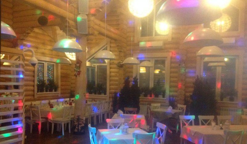 Загородный ресторан «Лесная сказка»